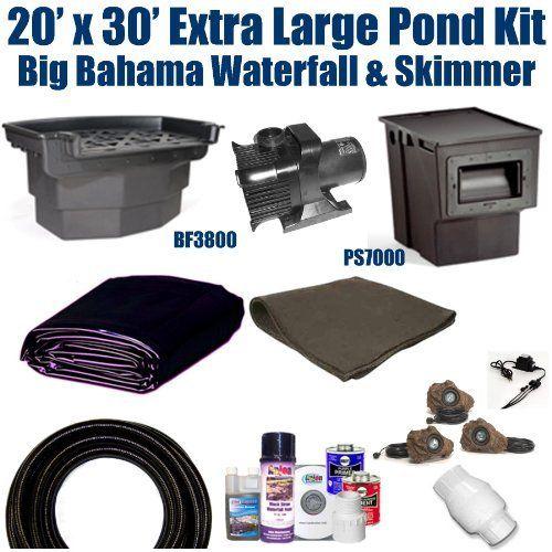 Best 20 Koi Pond Kits Ideas On Pinterest Pond Kits Fish Ponds And Diy Waterfall