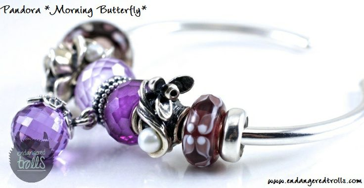 Pandora Morning Butterfly