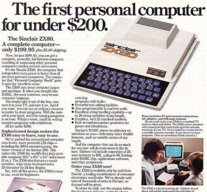 Old Technology Ads  20 Photos  Famepace