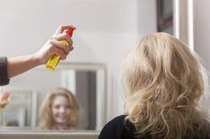 How to Remove Hairspray Build Up on Your Hair