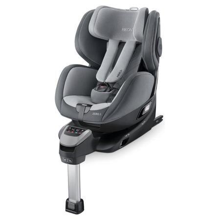 Автокресло Recaro Zero 1 Aluminium Grey 6303.21503.66  — 39900р.  ОРИГИНАЛЬНЫЙ ДИЗАЙН     Механизм вращения на 360 градусов делает удобным посадку и высадку ребенка из автокресла     От рождения и до 4,5 лет ребенка можно комфортно разместить в кресле против хода движения, что является более безопасным     Удобный механизм позволяет легко менять направление кресла одним движением руки  БЕЗОПАСНОСТЬ     Крепится с помощью системы Isofix для простой и безопасной установки в автомобиле…