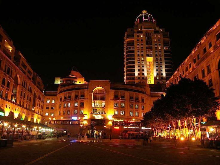 Sandton City, Johannesburg South Africa.