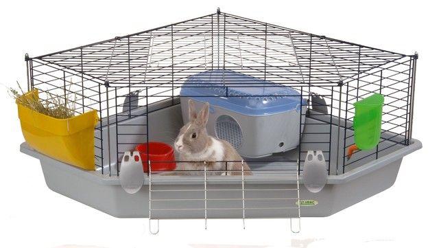 Картинки по запросу клетка для декоративного кролика фото