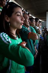 Himno Nacional Mexicano - Wikipedia, the free encyclopedia