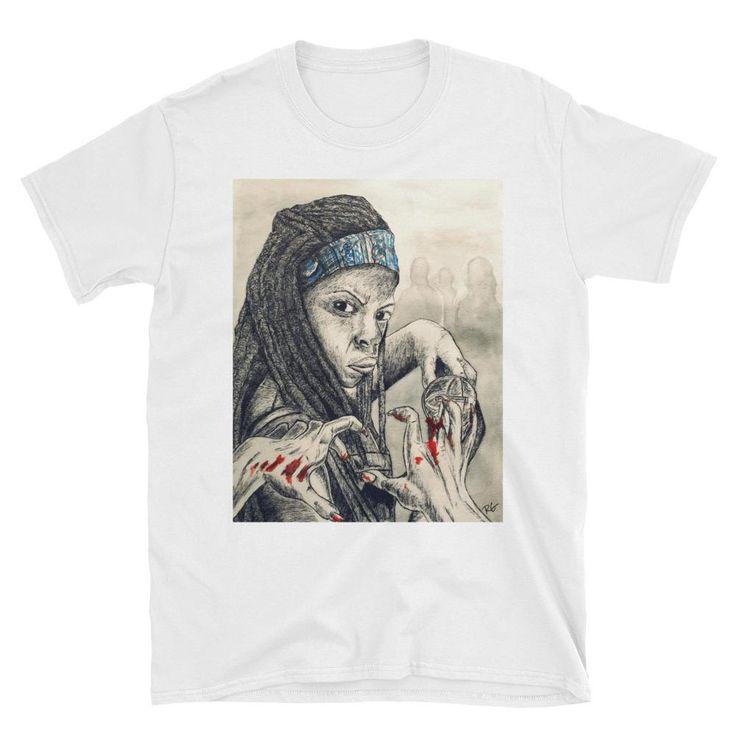 The Walking Dead: Michonne Short-Sleeve Unisex T-Shirt