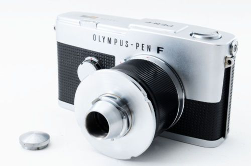 RARE-Model-Olympus-Pen-F-Medical-Use-Type-1-Half-frame-SLR-Camera-From-Japan
