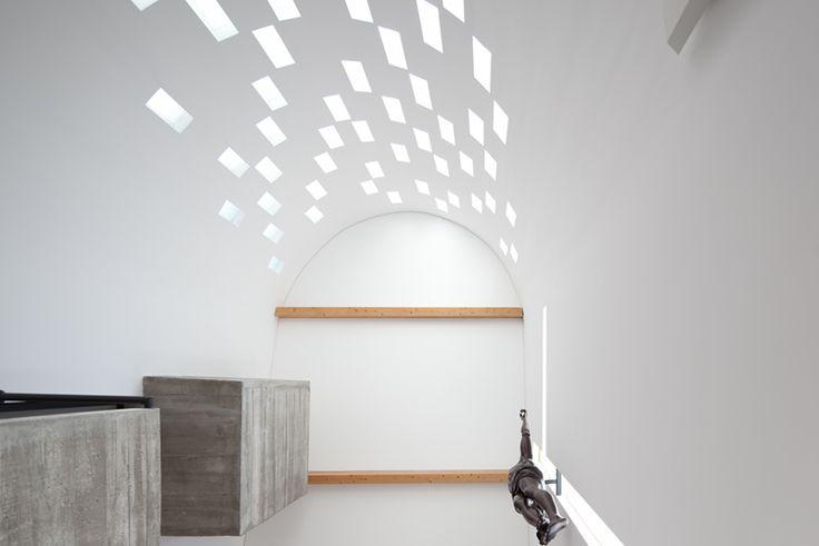 Galeria - Capela de Santa Ana / e 348 arquitectura - 27