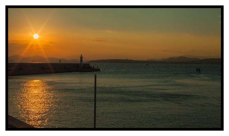Kalamaki Marina Sunset.  http://julianventer.com/galleries.html  #JulianVenter #Greece #Athens #Alimos