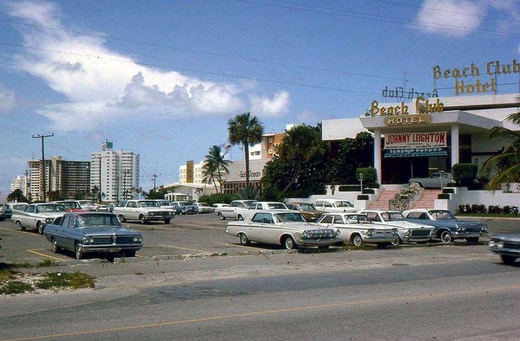 Fort Lauderdale Florida 1964 Florida Hotels Beach Hotels Lauderdale
