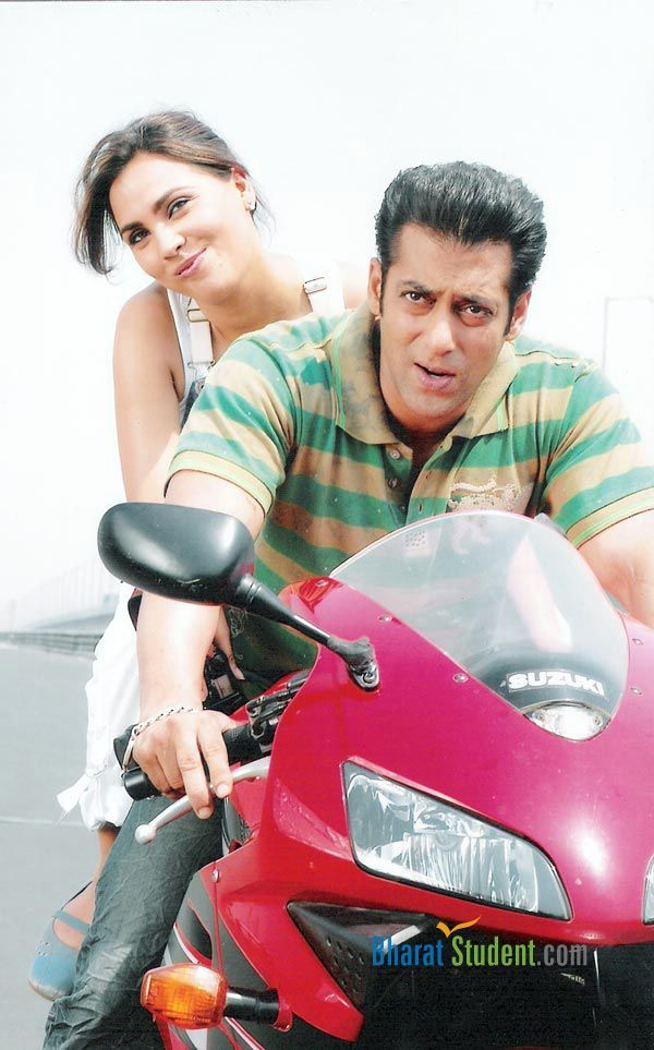 Hindi Movies Salman Khan & Lara Dutta - Partner Photo gallery