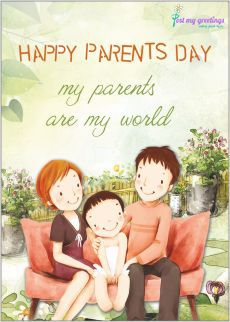 parents day greeting cards photo