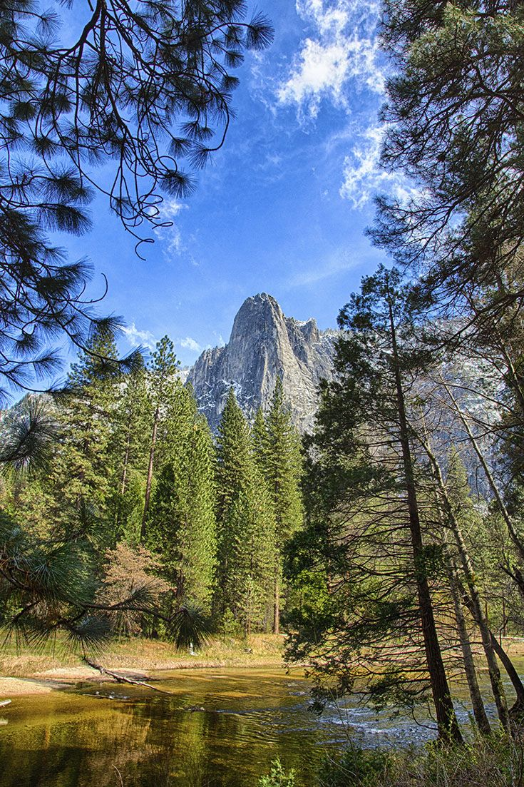 Amazing views - there's nothing like #YosemiteNationalPark