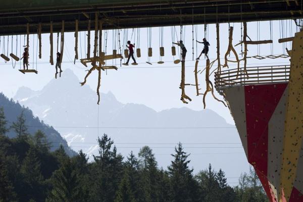 Area 47 Ötztal Tirol  outdoor center