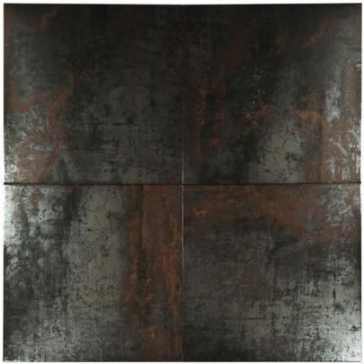 Antares Nickel Floor Tile Condo Kitchen Pinterest