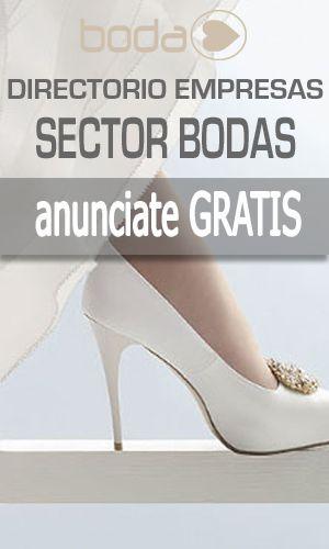 empresas sector bodas ANUNCIATE GRATIS