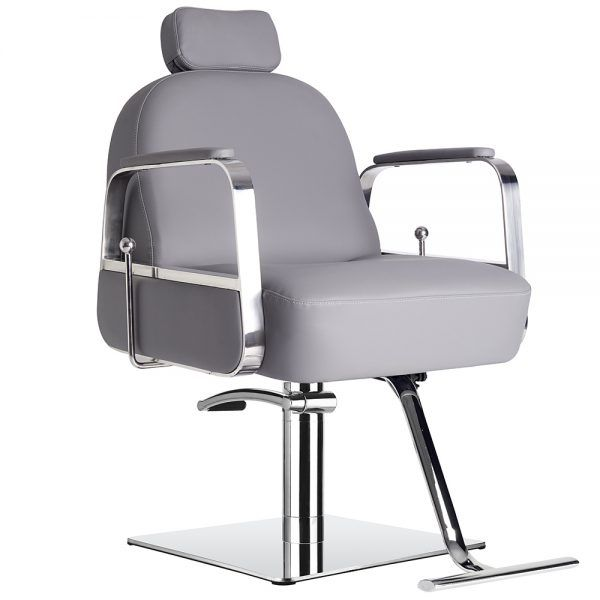 Claudia Make Up Reclining Chair Grey Comfortel Grey Chair