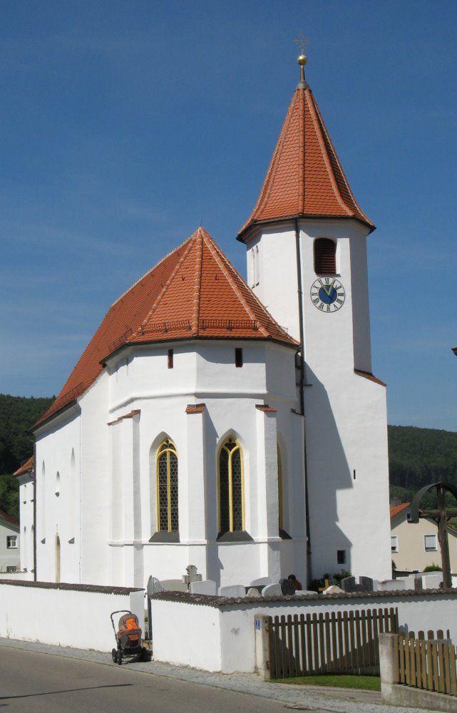 Eichstätt-Wasserzell, Kirche Hl. Vierzehn Nothelfer BY DE