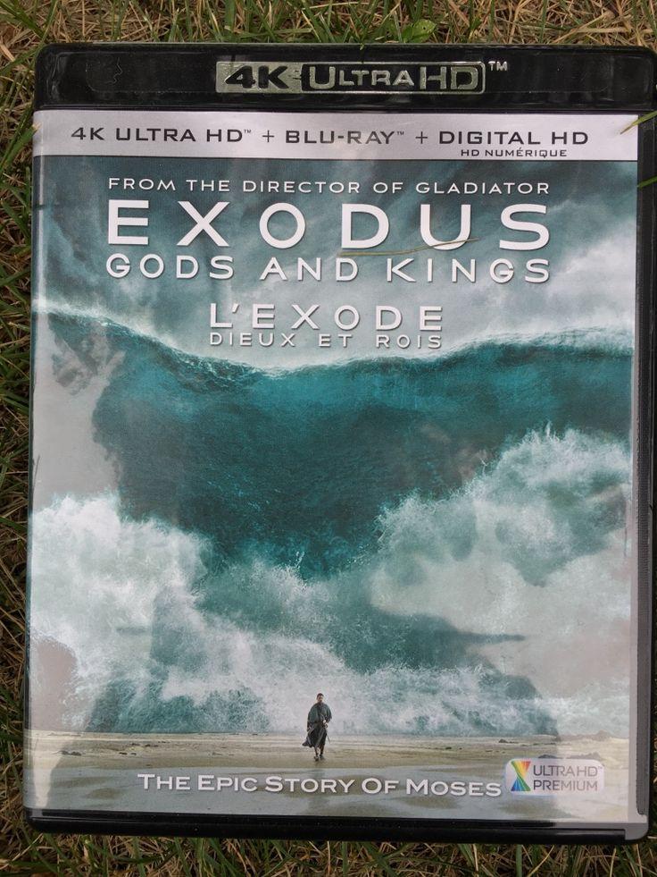 Exodus Gods And Kings 4K UHD HDR!!  in Edmonton - letgo