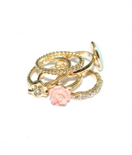 Diva Ring www.mykaella.com