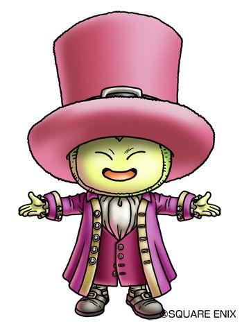 ナブレット団長。ドラクエ10のキャラクターまとめ                                                                                                                                                                                 もっと見る