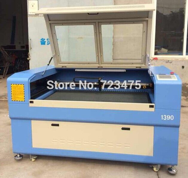For hot sale!!! high technology cnc laser machine/co2 laser engraving machine/laser machine 1390 #Affiliate