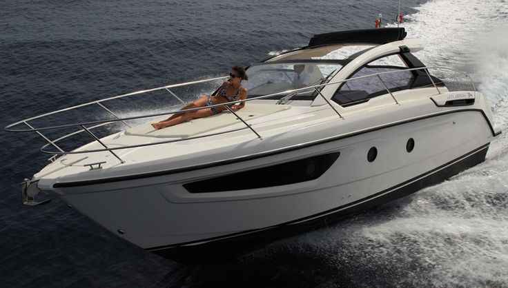 Atlantis Yachts' Small, Sporty New Model | Boating & Yachting
