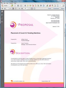 Best 20+ Proposal example ideas on Pinterest | Project proposal ...