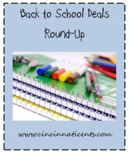 Back-to-School Deals Round-Up - Money Saving Mom®