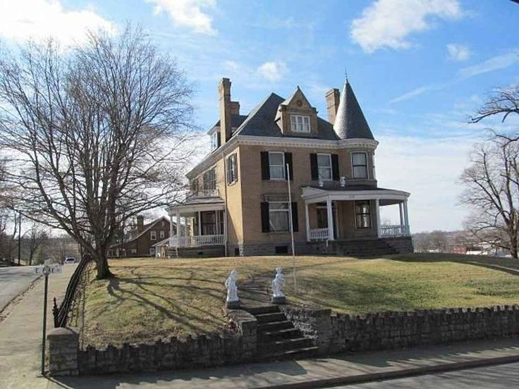 C 1900 Cynthiana Ky 450 000 Old House Dreams
