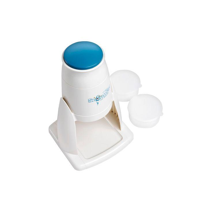 Hamilton Beach Snowman Ice Shaver - White 68010, White & Blue