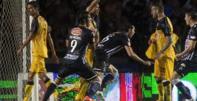 América eliminado, Rayados se va a la final del futbol mexicano