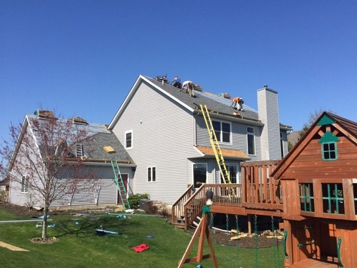 What Is The Average Cost To Replace A Roof?