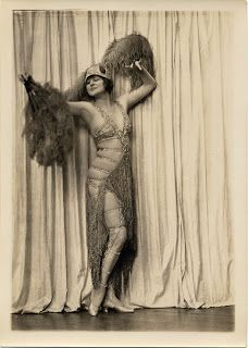 Mary Lewis Costumed Zeigfeld Follies 1920s Photograph
