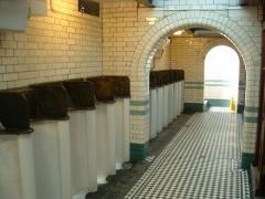 Victorian public convenience: South End Green, Hamptead NW3