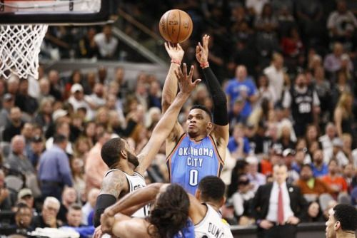 Thunder vs. Spurs 2016 final score: Oklahoma City shocks San...: Thunder vs. Spurs 2016 final score: Oklahoma City shocks San Antonio to…