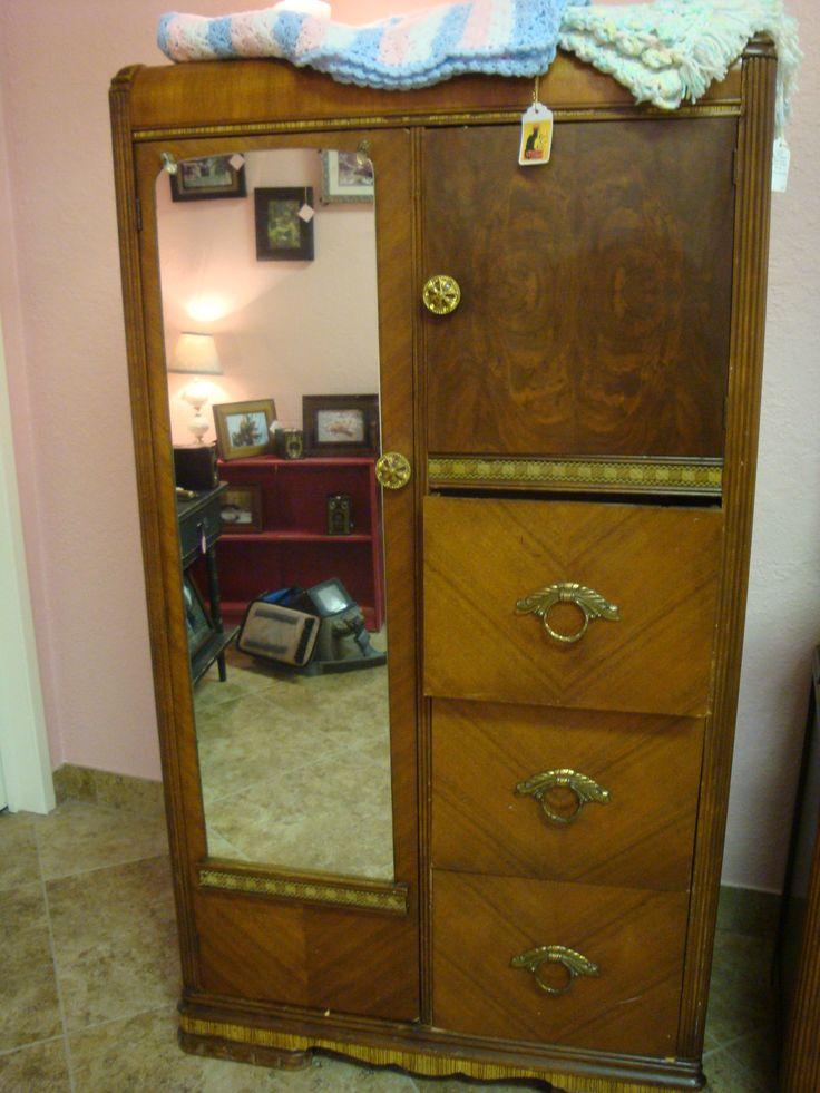 Antique Bedroom Armoire