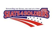 "SEATS4SOLDIERS is a non-profit that enables its supporters to honor our deployed U.S. military and reserve servicemen and women for their sacrifices by donating ""seats"" (tickets) to sporting/entertainment events upon their safe return home. http://www.operationwearehere.com/VeteransFamiliesRecreation.html"