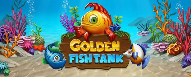 Play Gold Fish Tank slot, the new game from #MrGreen and turn your screen into your own private aquarium! http://goo.gl/tIxQjw