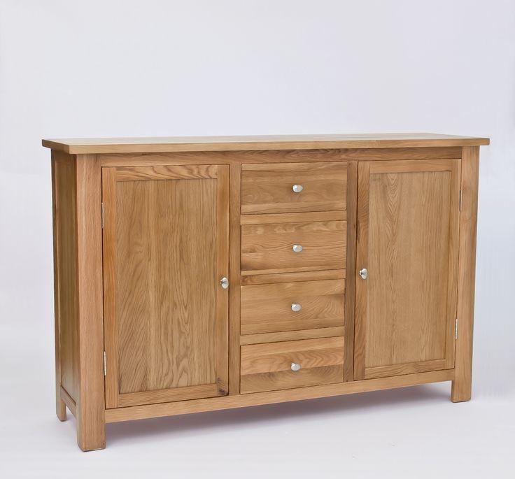 Lansdown Oak Large Sideboard http://solidwoodfurniture.co/product-details-oak-furnitures-2386-lansdown-oak-large-sideboard.html