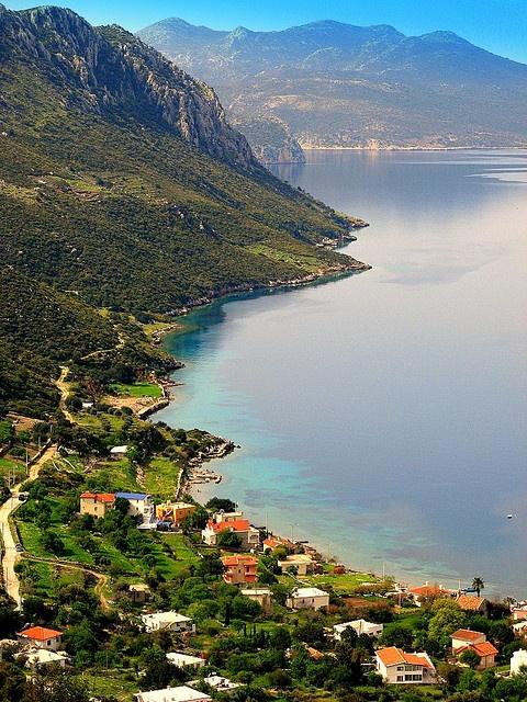 Bozburun Peninsula Turkey. Go there.