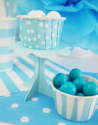 Présentoirs à Cupcakes en Carton #cupcakes #presentoires #sweettables
