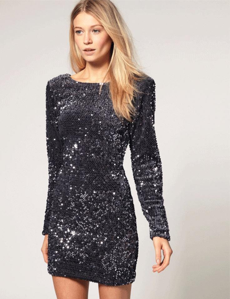 petite robe de soirée pour le nouvel an robe nouvel an robes de ...