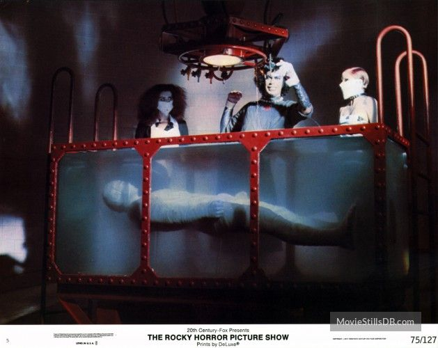 The Rocky Horror Picture Show - Lobby card