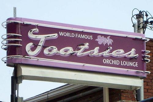 Nashville Tn ~ Old Neon Sign ~ Tootsies Orchid Lounge by Onasill, via Flickr