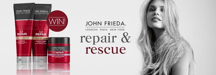 """repair-with-john-frieda-and-win"""""""