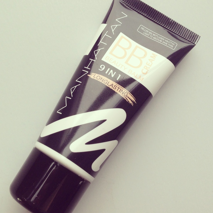 "MANHATTAN Longlasting BB Cream 9 in 1.   In der aktuellen ""dm Lieblinge""-Box April."
