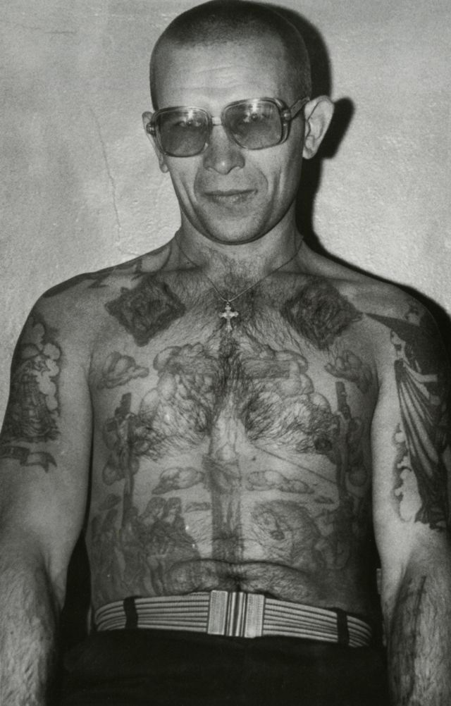 7 russian criminal tattoos the mark of cain o for Prison tattoo pictures