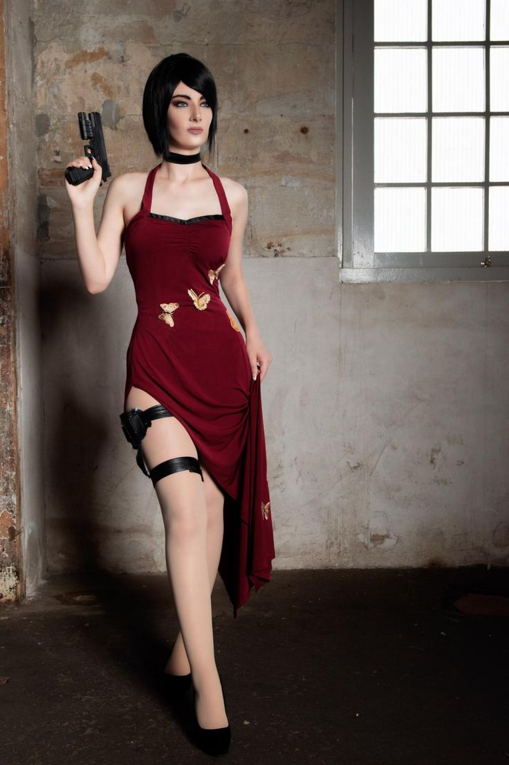 Ada Wong by danuskocampos   Resident evil girl, Resident