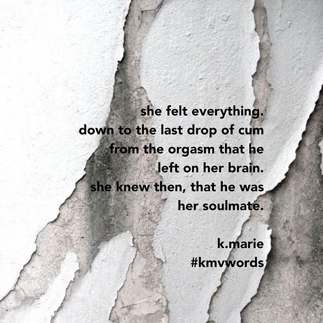 his brain was far more fulfilling and satisfying. his words were sometimes peculiar, but his idiosyncrasies and acumen manipulated her soul, far more than his body could manipulate her skin. #kmvwords #intellect #omypoetry