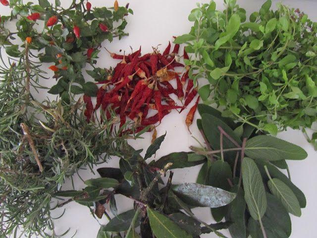 Cooking Therapy: Oli e Sali Aromatizzati . Regali Home-Made .